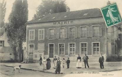 "CPA FRANCE 91 ""Igny, la mairie"""