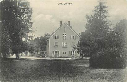 "CPA FRANCE 01 ""Champtel"""