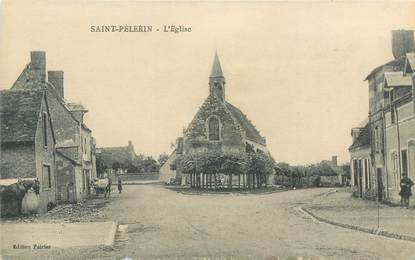"CPA FRANCE 28 ""Saint Pèlerin"""