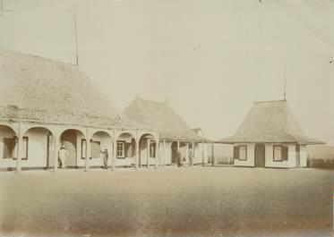 "PHOTOGRAPHIE ORIGINALE / MADAGASCAR ""Le Palais Tsinjoarivo"""