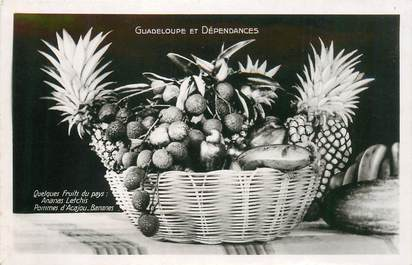 """CPA GUADELOUPE """"Fruits"""""""