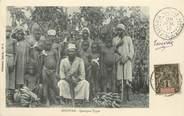 """Afrique CPA COMORES """"Anjouan, types"""" signée éditeur ESSIVDA"""