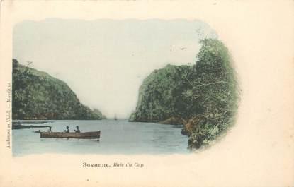 """CPA MAURICE """"Savanne, Baie du Cap"""""""