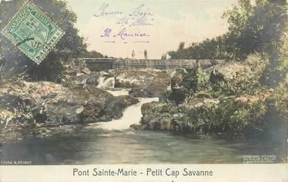 "CPA MAURICE ""Petit Cap Savanne, Pont Sainte Marie"""