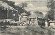 """Antille CPA ANTIGUA """"Habitation"""""""