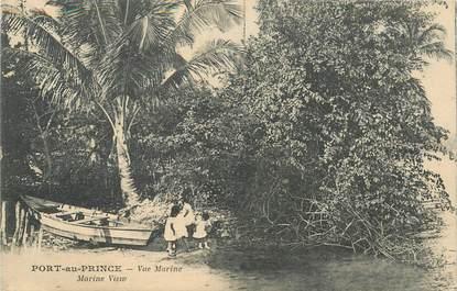 """CPA HAITI """"Port au Prince"""""""