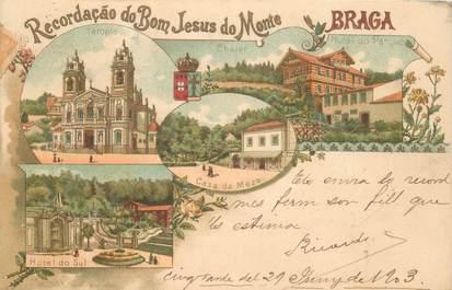 CPA PORTUGAL / GRUSS BRAGA