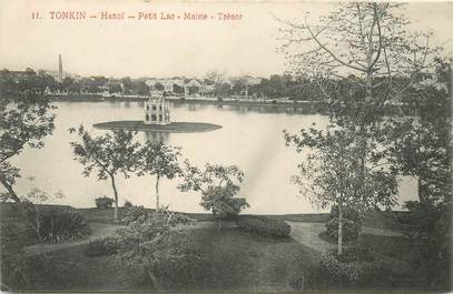 "CPA VIETNAM / INDOCHINE ""Tonkin, Hanoï, Petit Lac"""