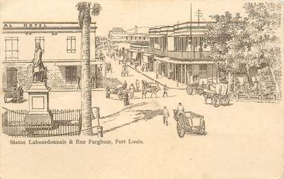 """CPA MAURICE """"Port Louis"""""""