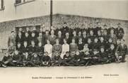 """77 Seine Et Marne CPA FRANCE 77 """"Bray sur Seine, Ecole Pittsburgh"""""""