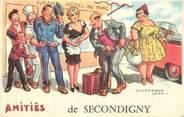 """79 Deux SÈvre CPA FRANCE 79 """"Secondigny"""""""