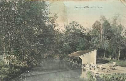 """CPA FRANCE 77 """"Longueville, le lavoir"""""""