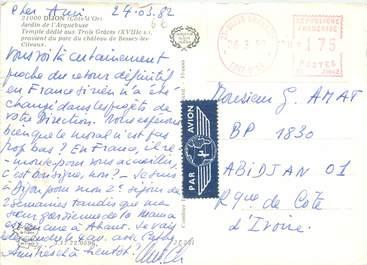 MARCOPHILIE EMA FRANCE sur CPSM 21 Dijon