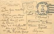 Marcophilie (Lettre Et Cartes) MARCOPHILIE 2 EME GUERRE sur CPA / Censure USA