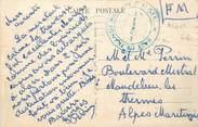 Marcophilie (Lettre Et Cartes) MARCOPHILIE GUERRE D'ALGERIE sur CPA