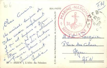 MARCOPHILIE GUERRE D'ALGERIE sur CPA