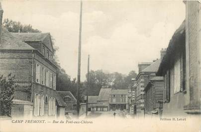 "CPA FRANCE 27 ""Camp Frémont"""