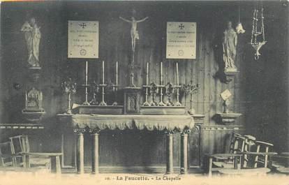"CPA FRANCE 54 ""Nancy, la Foucotte, la Chapelle"""