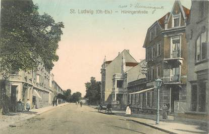"""CPA FRANCE 68 """"St Ludwig"""""""