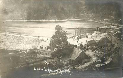 """CARTE PHOTO FRANCE 68 """"Lac de Schiessroth"""""""