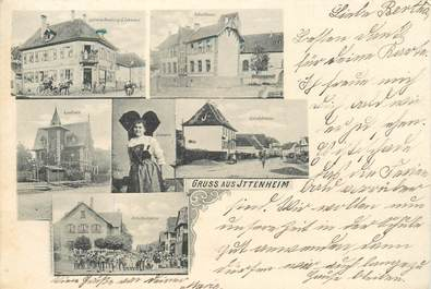 "CPA FRANCE 67 ""Jttenheim"""