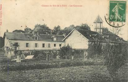 """CPA FRANCE 27 """"Vernon, Chateau du Bois de la Folie"""""""