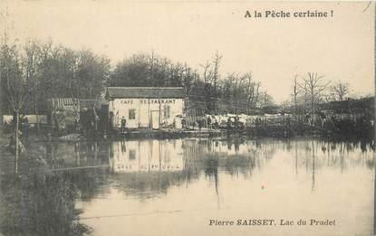 """CPA FRANCE 31 """"Lac du Pradet"""""""