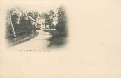 """CPA FRANCE 17 """"Chateau de Montifaut"""""""