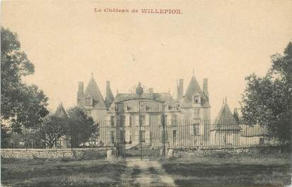 "CPA FRANCE 28 ""Chateau de Willepion"""