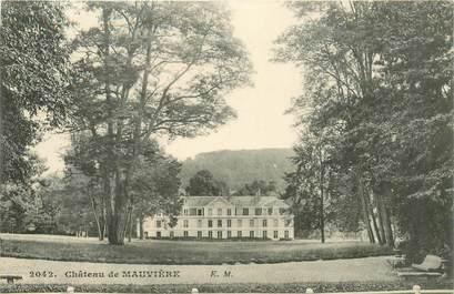 """CPA FRANCE 78 """"Chateau de Mauvière"""""""