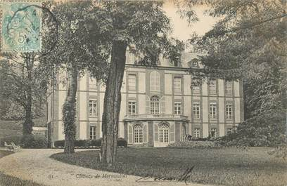 """CPA FRANCE 28 """"Chateau de Mormoulins"""""""