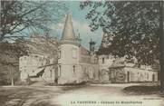 """71 SaÔne Et Loire CPA FRANCE 71 """"La Tagnière, chateau de Montfeurton"""""""