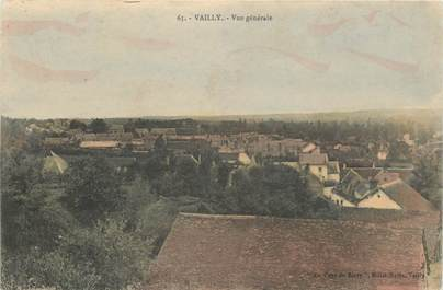 """CPA FRANCE 74 """"Vailly"""""""