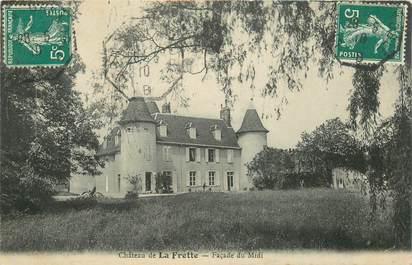 """CPA FRANCE 38 """"Chateau de La Frette"""""""