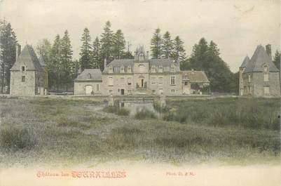"""CPA FRANCE 61 """"Chateau des Tourailles"""""""