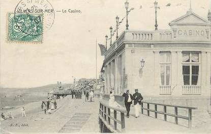 """/ CPA FRANCE 14 """"Villers sur Mer, le casino"""""""