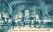 """69 RhÔne CPA FRANCE 69 """"Givors, Intérieur de la Chapelle des Soeurs de Saint Vincent de Paul"""""""