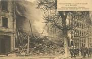 """69 RhÔne CPA FRANCE 69 """"Lyon, Saint Clair, catastrophe du 8 mai 1932, incendie"""""""