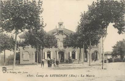 "CPA FRANCE 69 ""Sathonay, la Mairie"""