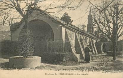 """CPA FRANCE 69 """"Saint Cyr au Mont d'Or, le Mont Cindre, la Chapelle"""""""
