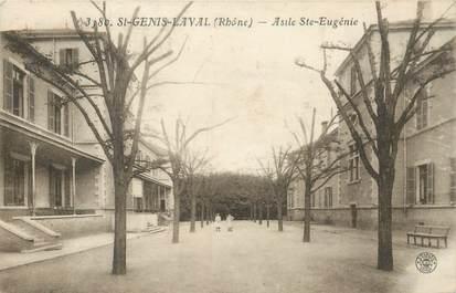 "CPA FRANCE 69 ""Saint Genis Laval, l 'Asile Sainte Eugénie"""