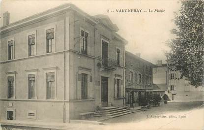 "CPA FRANCE 69 ""Vaugneray, la Mairie"""