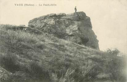 """CPA FRANCE 69 """"Vaux en Velin, la Rochefolle"""""""