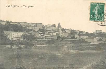 """CPA FRANCE 69 """"Vaux en Velin, vue générale"""""""