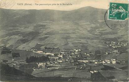 "CPA FRANCE 69 ""Vaux en Velin, vue panoramique"""