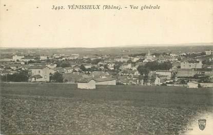 """CPA FRANCE 69 """"Vénissieux, vue générale"""""""