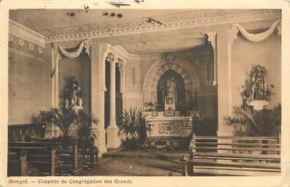 """CPA FRANCE 69 """"Villefranche sur Saône, Mongré, chapelle de Congrégation des Grands"""""""