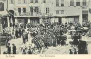 """Grece CPA CRETE """"La Canée, Place Montenegrins"""""""