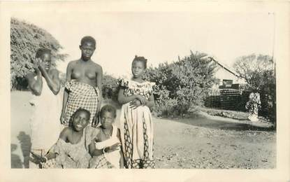 CPA / PHOTOGRAPHIE AFRIQUE / NU