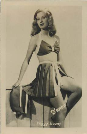 CPA / PHOTOGRAPHIE PIN UP / FEMME